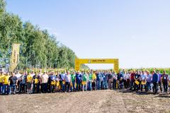 Открытие дня поля в Тамбовской области